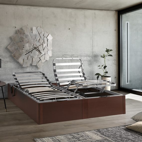 Canape madera duo Estambul articulado